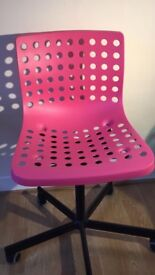 Teen desk chair - excellent condition like new