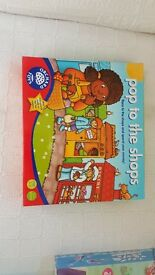 Orchard Toys, Award winning 'Pop to the Shops' Board Game