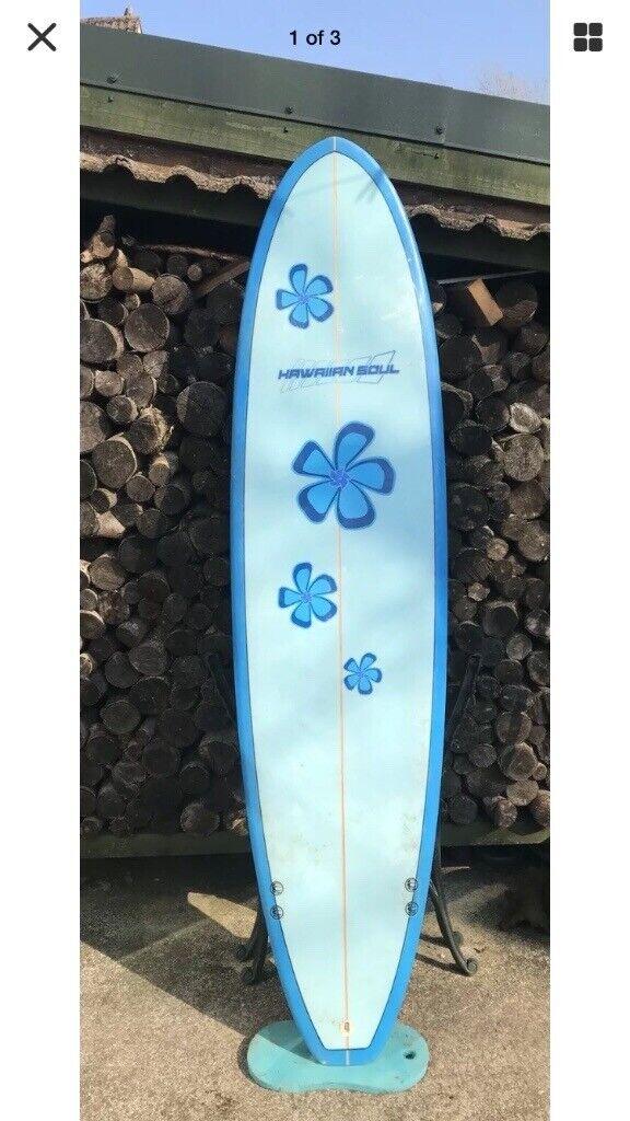 Hawaiian Soul Surfboard In Bridgend Gumtree