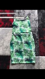 Size 8 misguided dress brand new