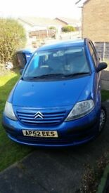 Selling my 2003 Citroen C3 Great Condition