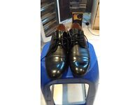 Leather shoes for sale stratford size 7