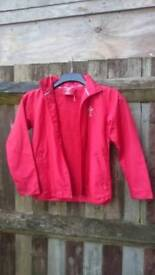 Welsh rugby union jacket