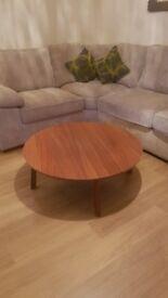 Ikea Stockholm Round Coffee Table