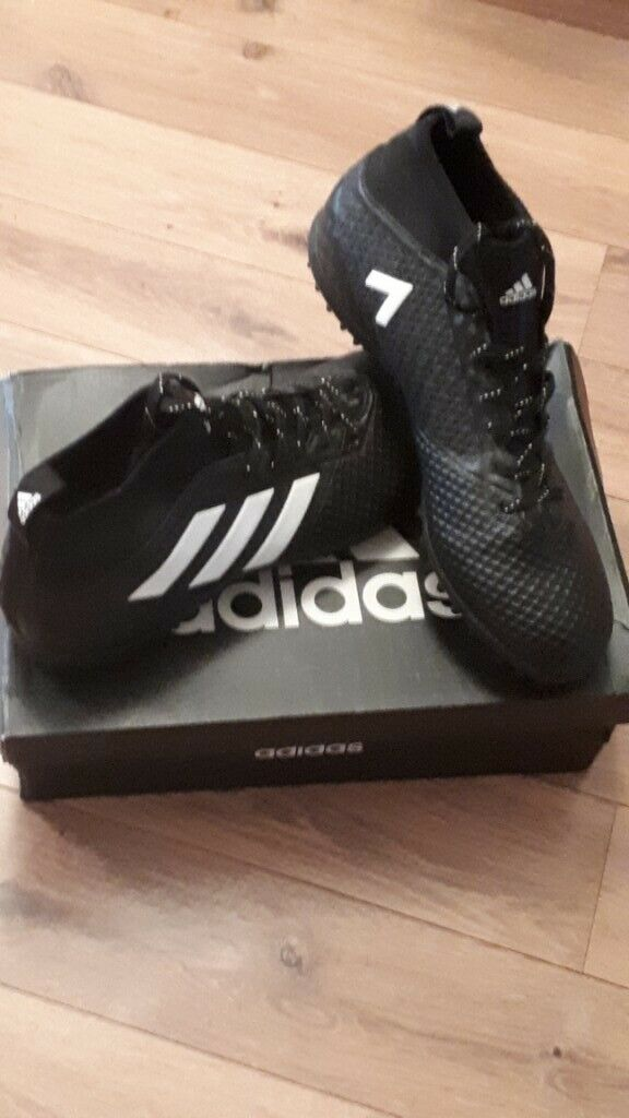 another chance c3fa1 82760 Adidas Ace 17.3 astro turf trainers. Size 9.5 | in Devizes, Wiltshire |  Gumtree