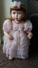 No Name: Porcelain Doll