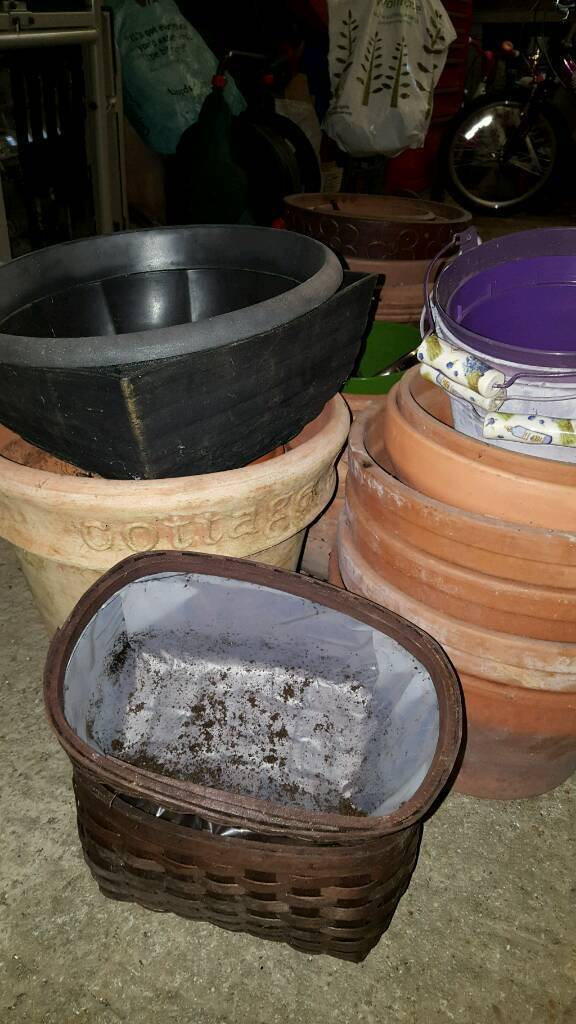 ☆☆Selection of garden plant pots☆☆
