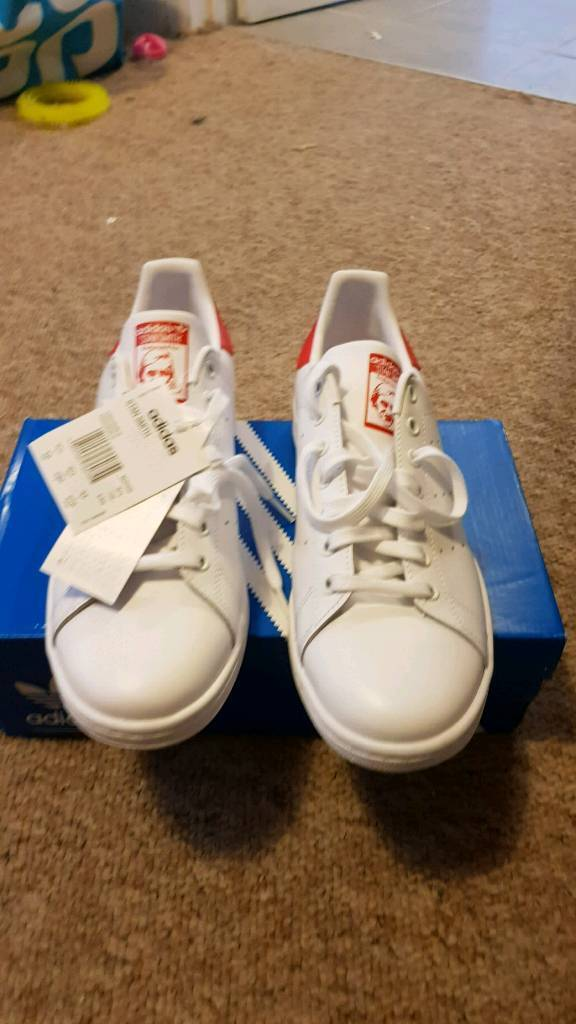 Brand New With Tags Genuine Adidas Originals Stan Smith S Uk Size