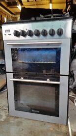 Kenwood electric cooker & gas hob