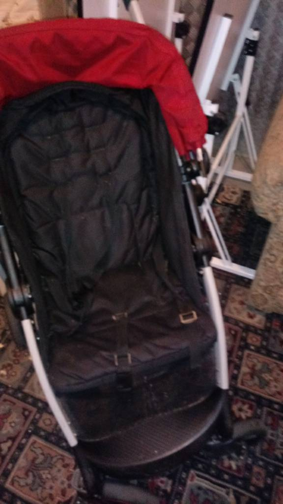 Childs push chaire