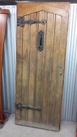 door - solid oak