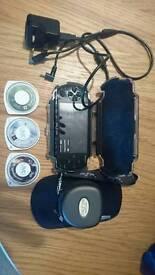 PSP and Gamesr