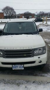 NEW CONDITION 2007 RANGEROVER FOR SALE