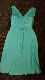 Best dress size 12/14 Teal
