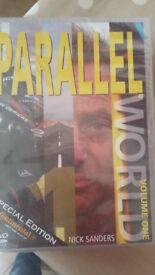 Nick Sanders Parallel DVD Trilogy