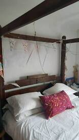 4 poster bed King Size