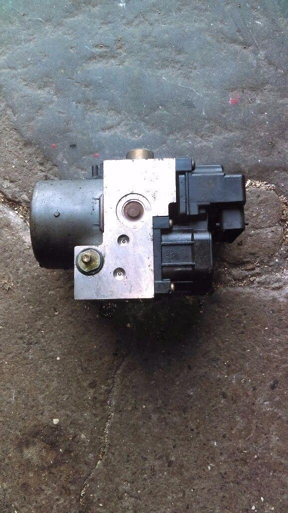 Audi A4 Bosch ABS pump