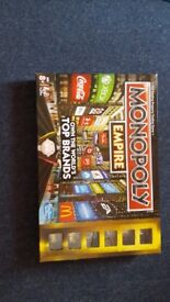 Monopoly Empire 2015 Family Board Game By Hasbro