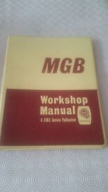 M.G.B WORKSHOP MANUAL