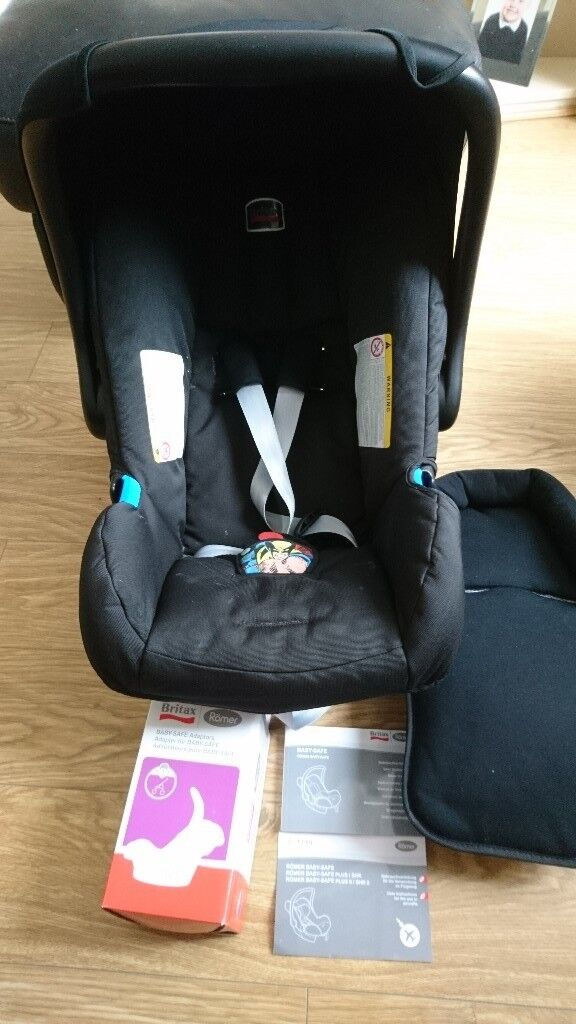 Britax Baby Romer New Born Car Seat For Sale