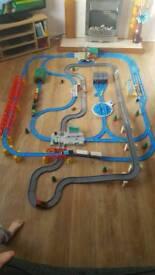 Thomas road and rail set