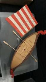 Playmobil - viking boat (part complete only)