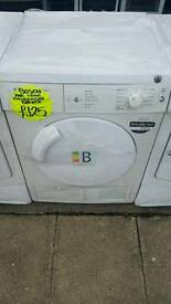 BOSCH 7KG LOAD CONDENSER DRYER