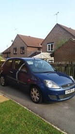 Ford Fiesta 1.2 Style (08)