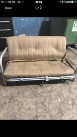 Double futon bed in good condition