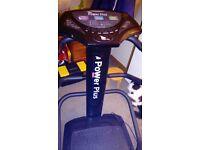 Now Slim Power Plus Vibration Plate