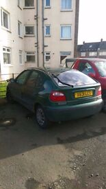AUTOMATIC CAR FOR SALE / 2000 RENAULT MEGANE RT / PETROL / DRIVES GREAT / QUICK SALE £295