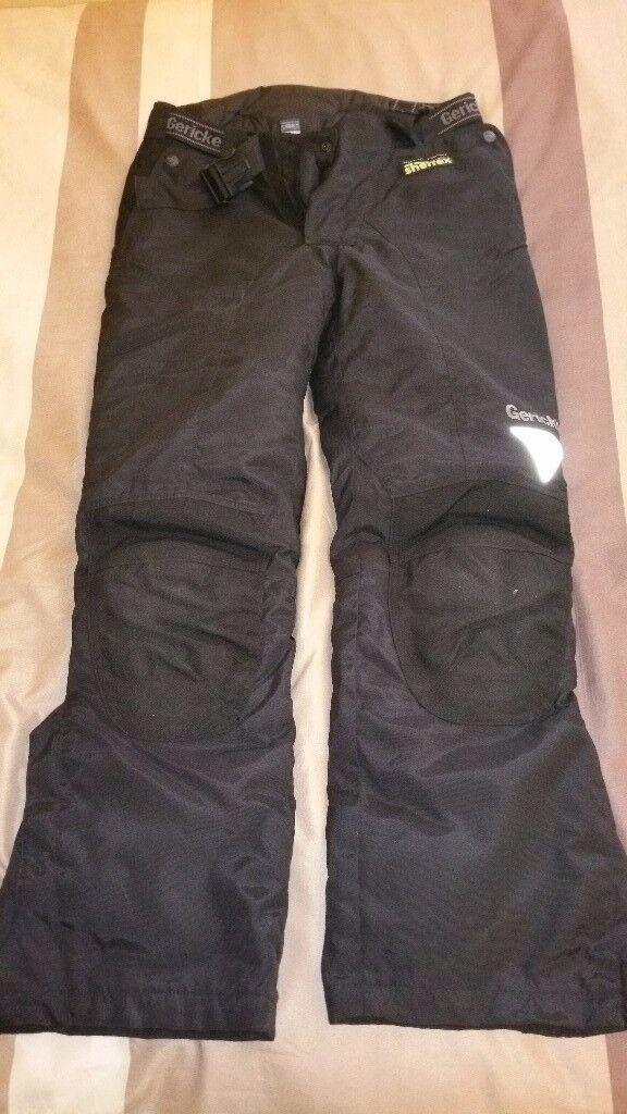 Hein Gericke Motorbike Trousers Size Large