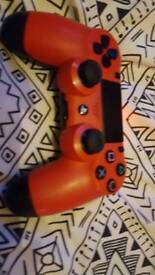 Ps4 controller ( red )