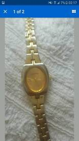 Ladies time collection watch
