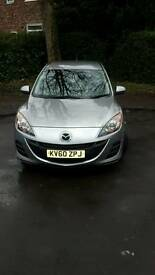Mazda 3 1.6*2010 full service history tow owners