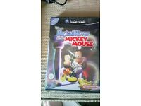 Magical mirror starring mickey mouse gamecube game