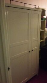 £20 Solid wood wardrobe