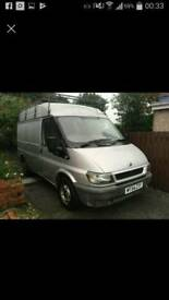 Ford transit only 88.000 miles10 month mot