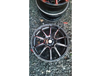 "15"" 4 Stud Alloy Wheels from Astra"