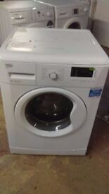 BEKO 9KG WASHING MACHINE new ex display which may have minor marks or blemishes.