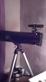 New Telescope.