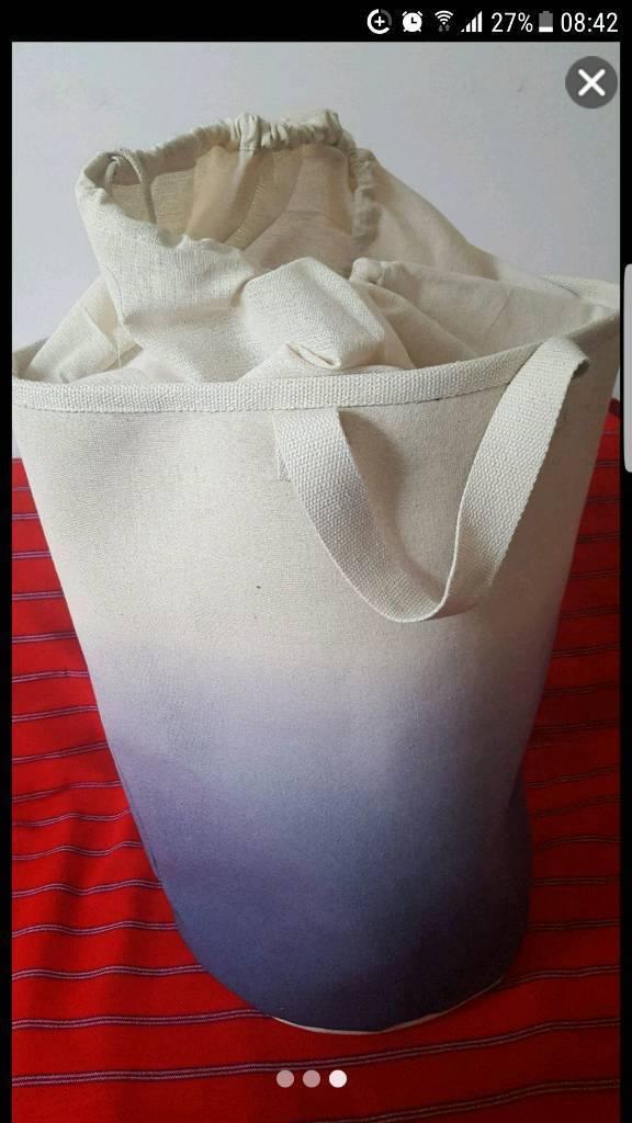 New large laundry storage toy bag
