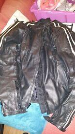 Ladies armoured jacket