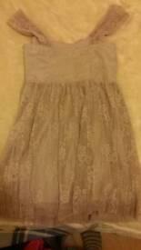 Topshop size 10 dress