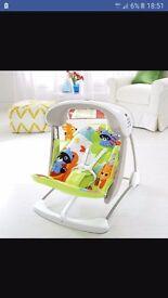 Baby swing/seat