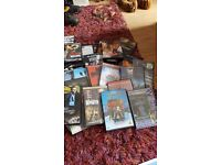 Dvds and dvd player