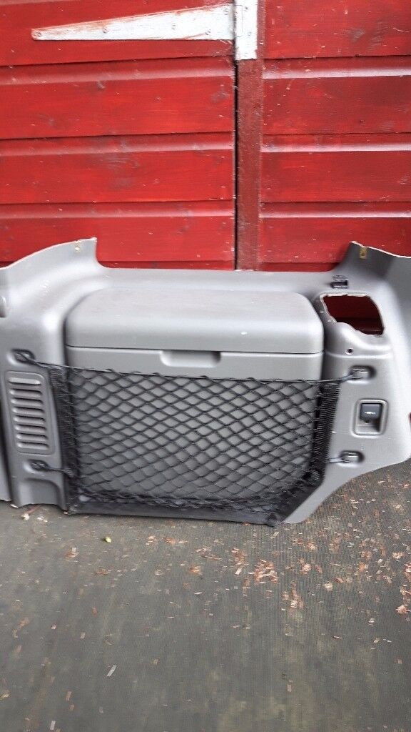 Land Rover Discovery 1 Storage