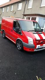Ford transit sport 140 T260s