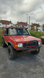 Land Rover Discovery 300tdi 3 Door Offroader, Off Road Ready, Fresh MOT, Low Mileage, No Rust !!!!