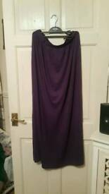 Maxi skirt size 10